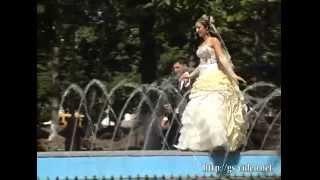 Цыганская свадьба. Богатая и шикарная. Золотой и Рая-часть 2