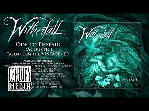WITHERFALL - Ode To Despair (Acoustic)