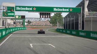 Max Verstappen VR - Canada Montreal - 2016 Season Mod - HD Red Bull Heineken Update