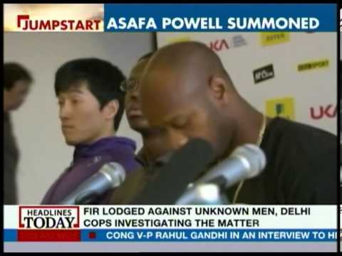Asafa Powell to appear at Jamaican anti-doping agency