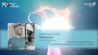 paul vinitsky diki tomorrow second sine remix reinvincible tech trance uplifting