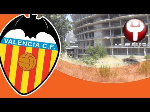 Nou Mestalla: así está 10 años después del inicio de las obras