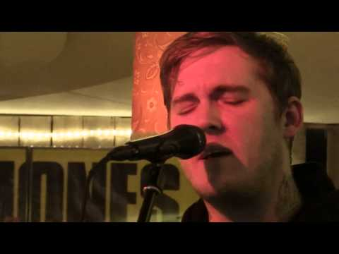 Brian Fallon Great Expectations  live Ramonesmuseum Berlin The Gaslight Anthem acoustic