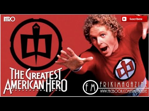 El Gran Héroe Americano (The Greatest American Hero) - Intro de la serie