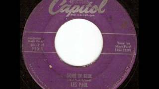 Les Paul and Mary Ford - Song In Blue