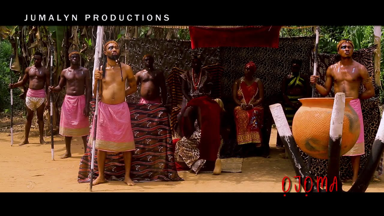 Download ÓJÓMA promo advert as we await the Official Trailer. Purely Nollywood with Igala setting.