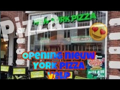 New york pizza velp
