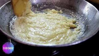 Гуймаг мучное блюдо Азербайджанская кухня