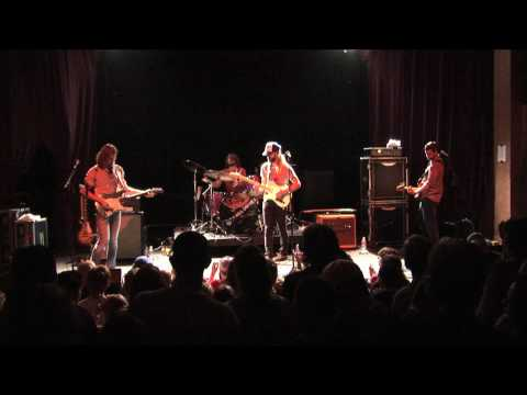"Rose Hill Drive ""TRANS AM"" @ The Bluebird Theater"