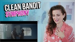 Vocal Coach Reacts to Clean Bandit - Symphony