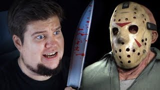 ЗАГАРПУНИЛ ТИФФАНИ! ИСПЫТАНИЕ ДЖЕЙСОНА! - Friday the 13th the Game