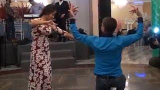 КРАСИВЫЙ ТАДЖИКСКИЙ ТАНЕЦ/ТАДЖИКСКАЯ СВАДЬБА В МОСКВЕ/TAJIK DANCE 2019)