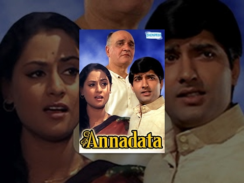 Annadata - Hindi Full Movie - Jaya...