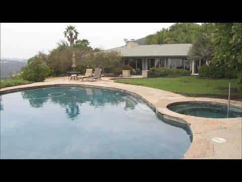 Inside Elizabeth Taylor's $15.9 Million Home That's Now For Sale