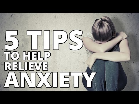 5 Top Tips on How To Reduce Anxiety - Mental Health