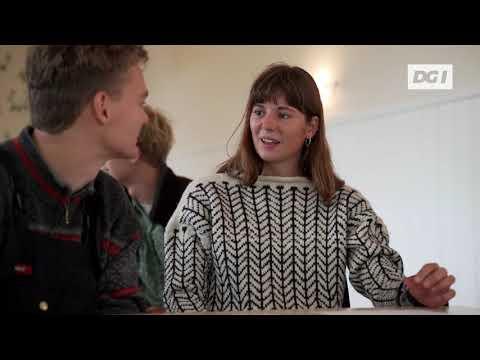 Unge i Landsbyklynger – Ungecamp