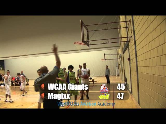 Giants U20 vs Magixx U20