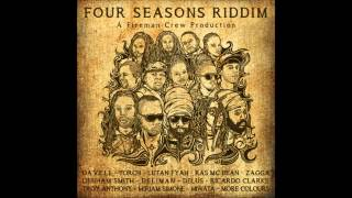 Four Seasons Riddim Mix (Union World Music - September 2014)