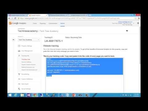 Google Analytics and API