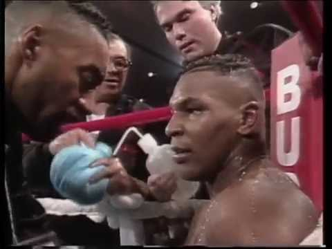 Frank Bruno vs Mike Tyson 25.2.1989 - WBC, WBA & IBF World Heavyweight Championships