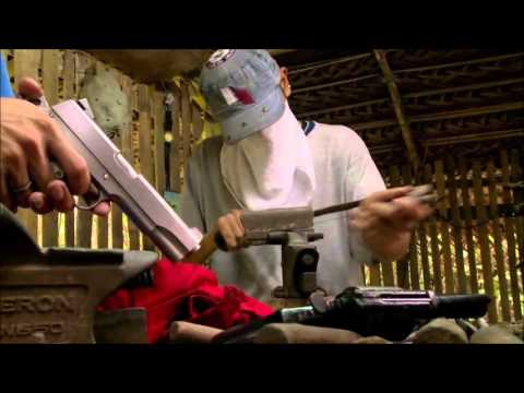 Underworld Inc: Illegal Hand Made Colt 1911 Pistols Ghost Gun
