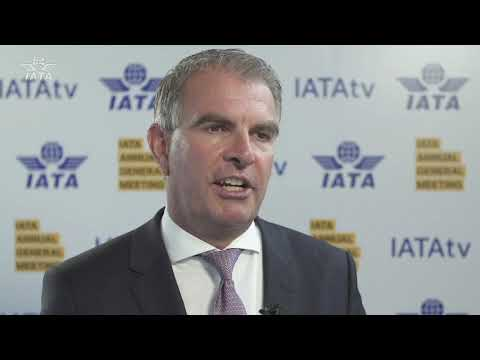 Interview with Carsten Spohr  - incoming IATA Chairman