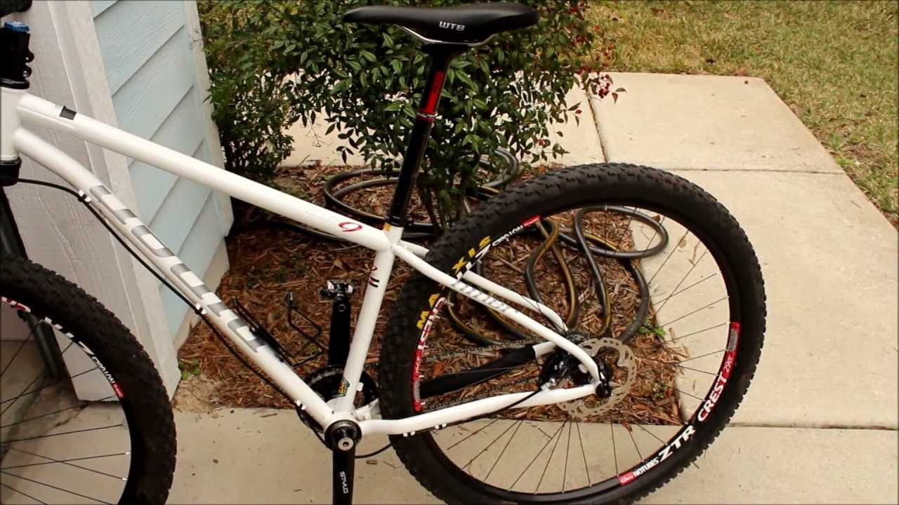 Niner SIR 9 Review - YouTube