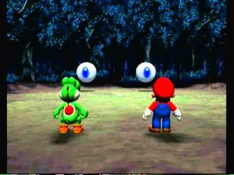 Mario Party 8 - Eyebra...
