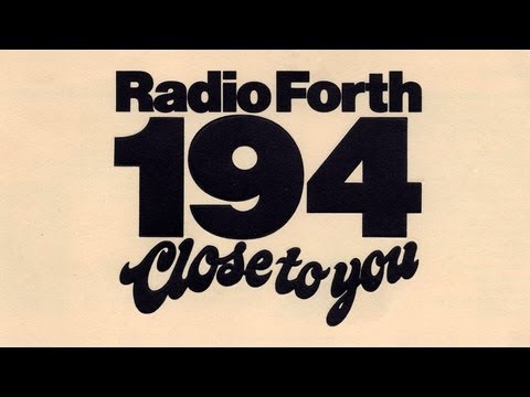 Radio Forth jingles - presenters and programmes
