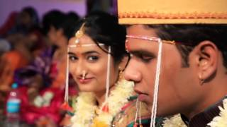Abhijeet weds Rupali  Marathi Wedding Story