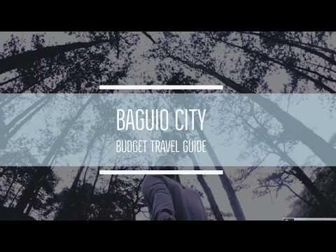 Budget Travel Guide: Baguio City
