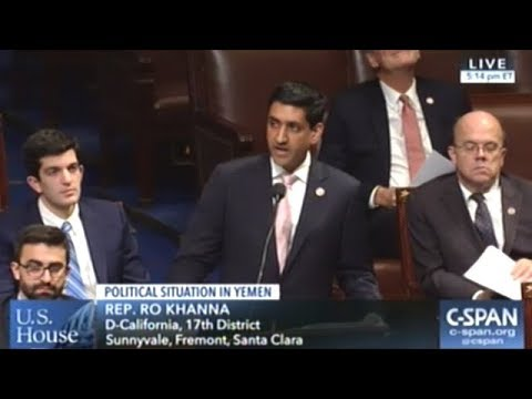 House Debate On Aid To Yemen Contains Most ANTI WAR Language