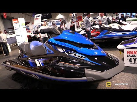 Jetski / Scooter / Jet boat - Youtube videos - Yamaha VXR 1800