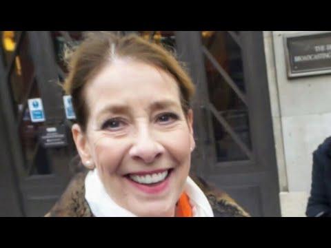 Phyllis Logan in London 12 01 2018