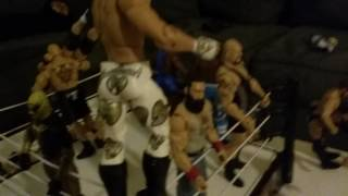 wwe figure hunt