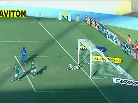 Goiás 2 x 0 Avaí - Gols - Campeonato Brasileiro Série B 2012 [21/07/12]