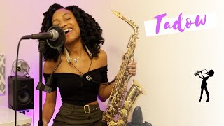 Masego & FKJ - Tadow - Saxophone Cover (snippet)