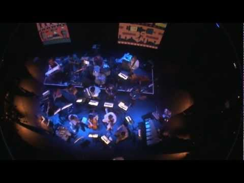 Andromeda Mega Express Orchestra - Saturn Hoola Hoop, Jazzfest Berlin 2011