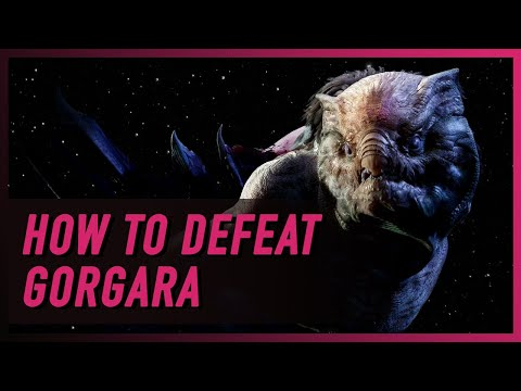 GORGARA BOSS FIGHT 🦇 - GUIDE + WALKTHROUGH - Giant Bat On Dathomir - STAR WARS JEDI FALLEN ORDER