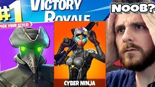2v2 ON FORTNITE WITH IRAPHAHELL FOR ALL NEW SKINS!