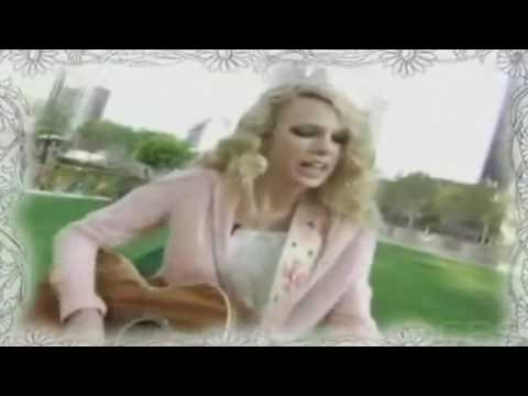 Taylor Swift Age 16 Our Song First Video