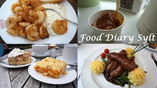 Gambar cover Food Diary - Schlemmen auf Sylt