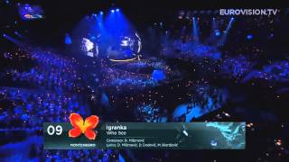 Eurovision Song Contest: My top 1 (46 countries!) Best song of each country.