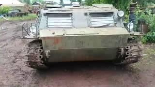 танкетка 2 українська всюдихід