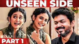 """Thalapathy Na MASS"" - Priya Prakash Varrier's Unseen Side 