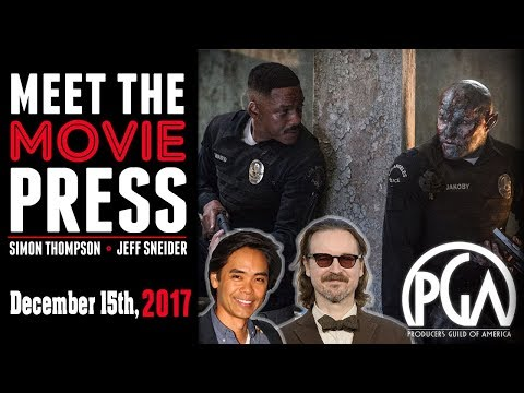 Meet the Movie Press for January 5th, 2018 - Meet the Movie Press