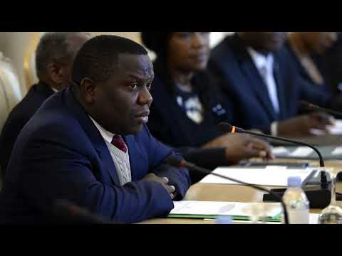 News Update Zambia foreign minister Harry Kalaba resigns over 'greed' 03/01/18