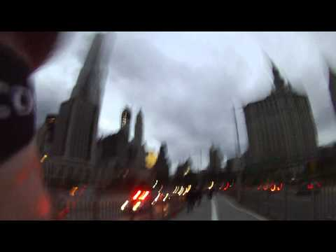 Brooklyn to Chelsea by foot, no power after Hurricane Sandy