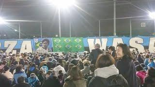 2018シーズンでフロンターレを退団するエウシーニョ選手のお別れ会の様...