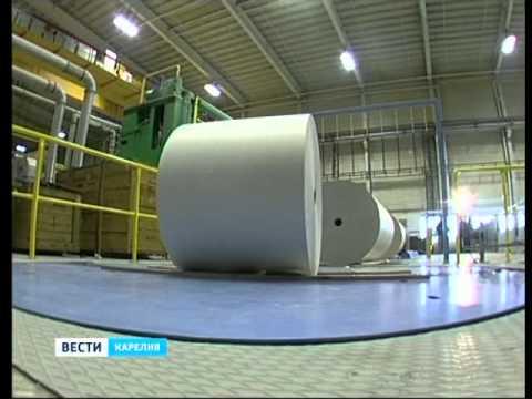 Кондопожский ЦБК  ввел в работу бумагоделательную машину №7